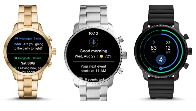 Googles Wear OS får stor design opdatering