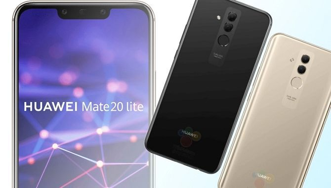 Huawei Mate 20 Lite kan nu forudbestilles i Polen