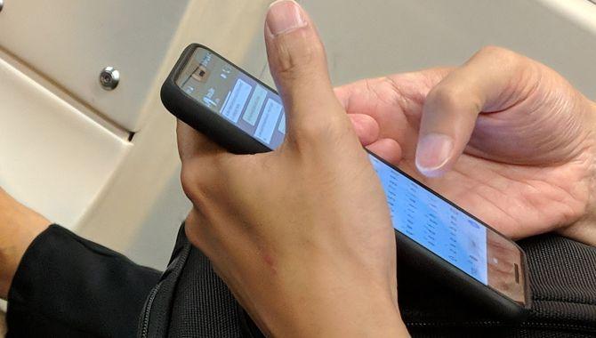 Spionfotos viser Googles kommende Pixel 3 XL frem