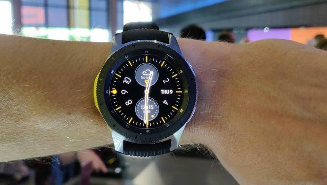 Samsung lancerer nyt smartwatch: Galaxy Watch