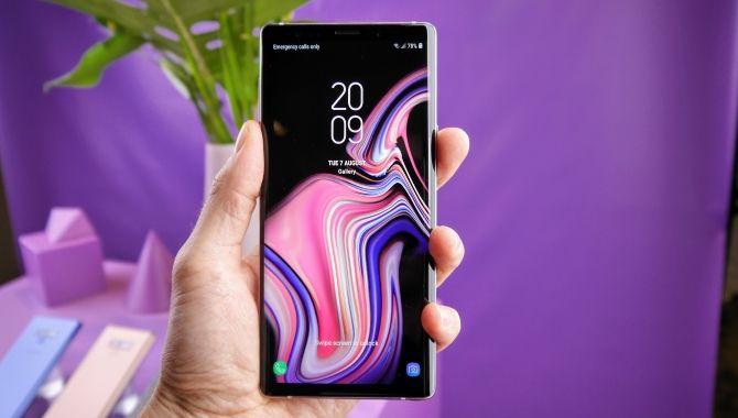 Samsung Galaxy Note 9 er officiel: Mere af det hele