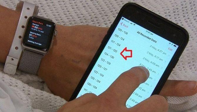Apple Watch redder ung mands liv