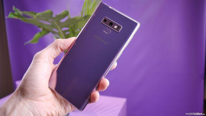 Samsung Galaxy Note 9: Pris, tilgængelighed og tilbehør