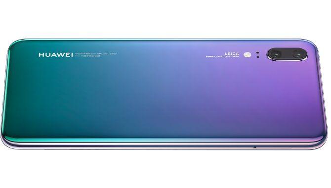 Huawei lancerer P20 i den populære farve Twilight