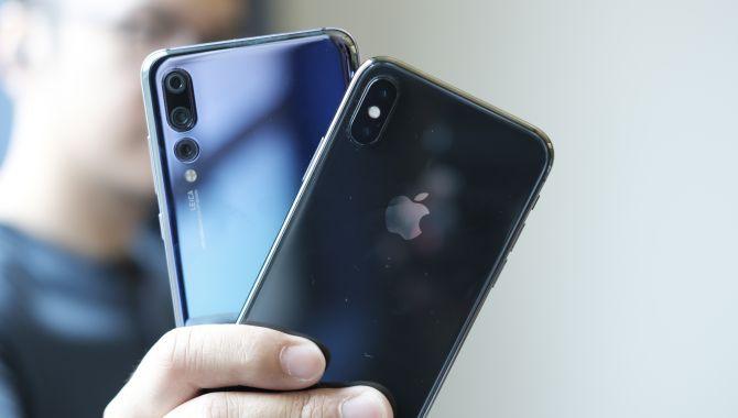 Huawei sælger flere smartphones end Apple i 2. kvartal