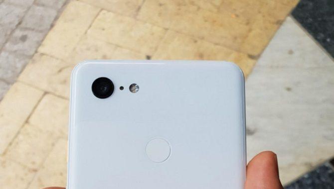 "Google Pixel 3 XL i ""Clearly White"" lækket"