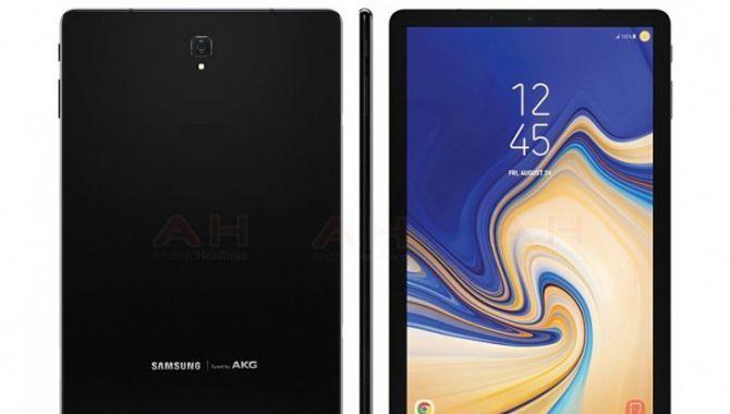 Rygte: Samsung lancerer Galaxy Tab 4 sammen med Note9