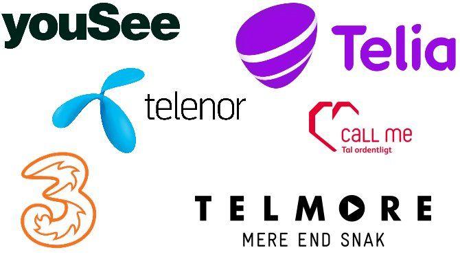 Afstemning: Hvilket teleselskab har du?