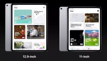 Sådan ser Apple Watch Series 4 og nye iPad Pro måske ud
