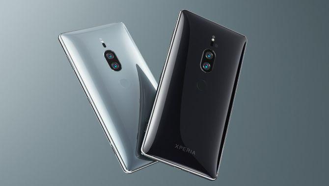 Sony Xperia XZ2 Premium kommer til Danmark