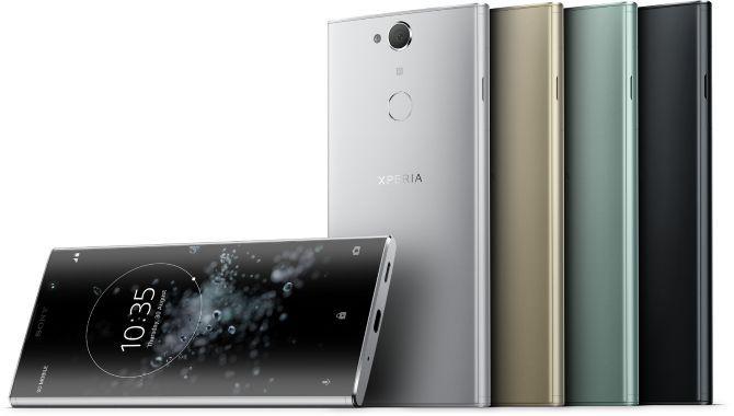 Sony lancerer mellemklassemobilen Xperia XA2 Plus med 18:9-skærm
