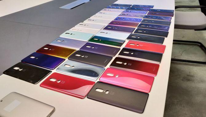 OnePlus viser tidlige prototyper af OnePlus 6 frem