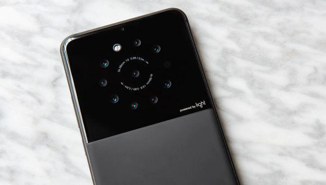 Firma tester vanvittig smartphone med hele 9 kameralinser