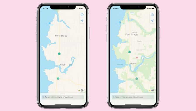 Apple Maps får en ordentlig overhaling i iOS 12