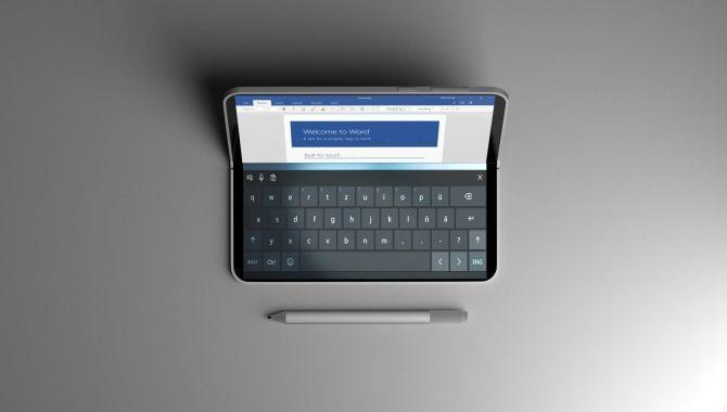 Microsofts lommevenlige Surface-enhed bliver måske ikke til noget