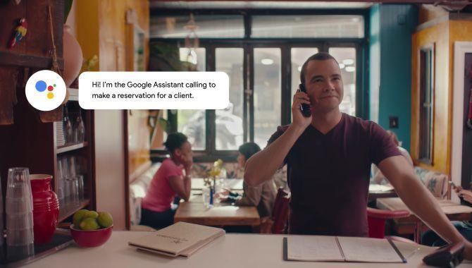 Google viser ny, imponerende demo af Google Duplex