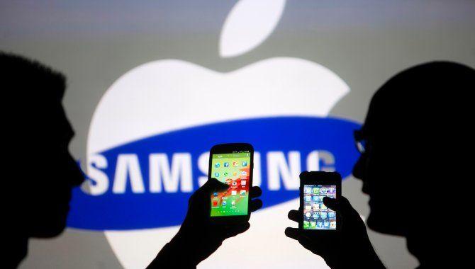 Samsung og Apple slutter fred i årelang patentkrig