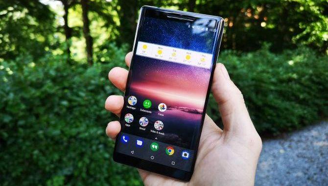 Rygte: Nokia 9 med fingeraftrykslæser i skærmen på vej
