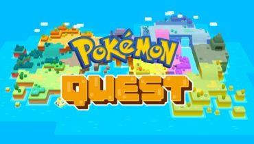 Nintendo er tilbage med spillet Pokémon Quest