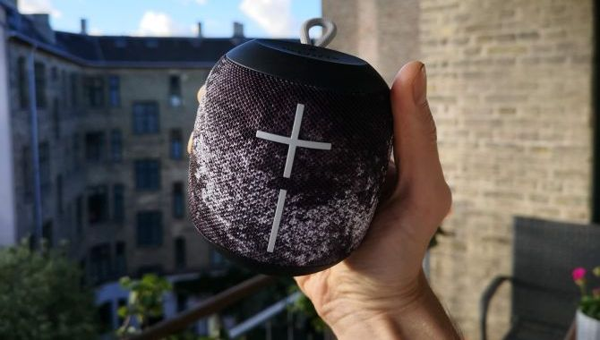 Test: Ultimate Ears Wonderboom – Den ultimative minihøjttaler
