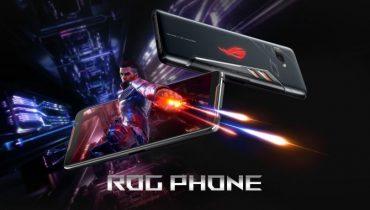 ASUS lancerer vanvittig gaming-mobil: ROG Phone
