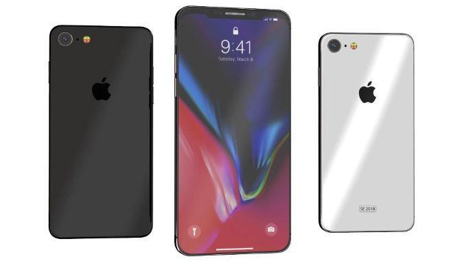 Rygte: Apple lancerer tre iPhone X og en iPhone SE i år
