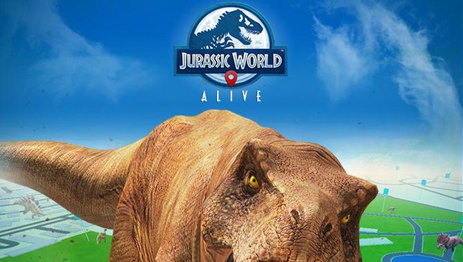 Jurassic World Alive er Pokemon Go med dinosaurer