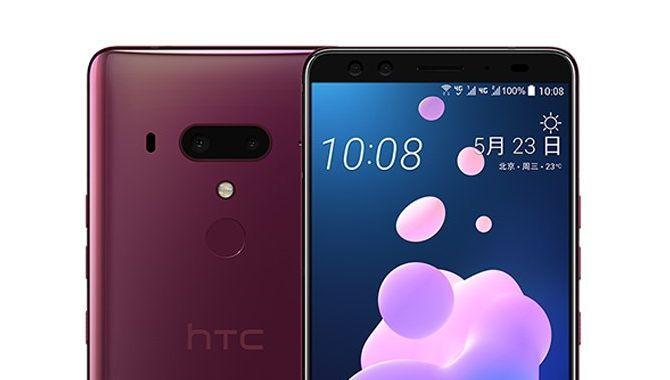 HTC U12+: Alle specifikationer og pressefotos lækket