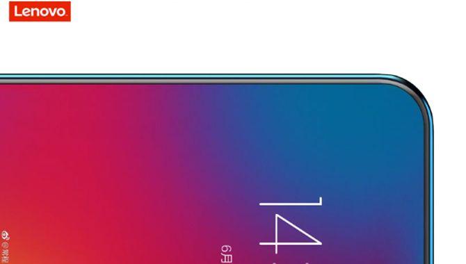 Lenovo driller med smartphone display der fylder hele fronten