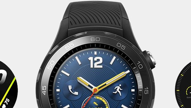 Huawei Watch 2 2018 – Nyt Huawei Smartwatch lækket