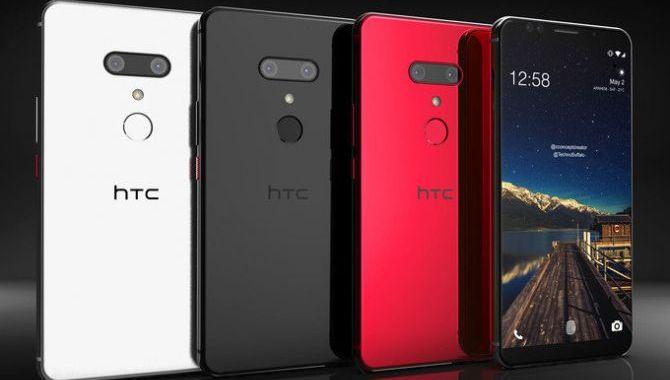 HTC U12+ offentliggøres den 23. Maj