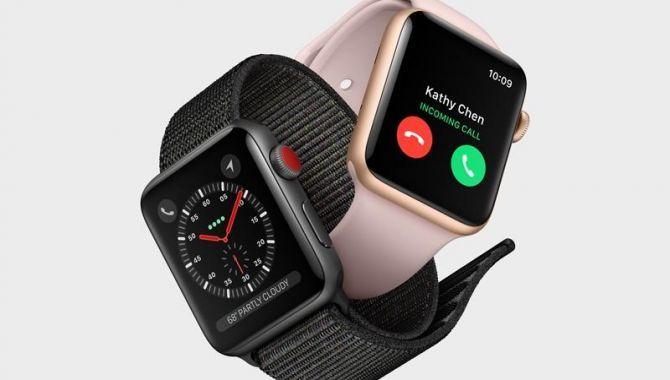 3 får Apple Watch med indbygget dataforbindelse