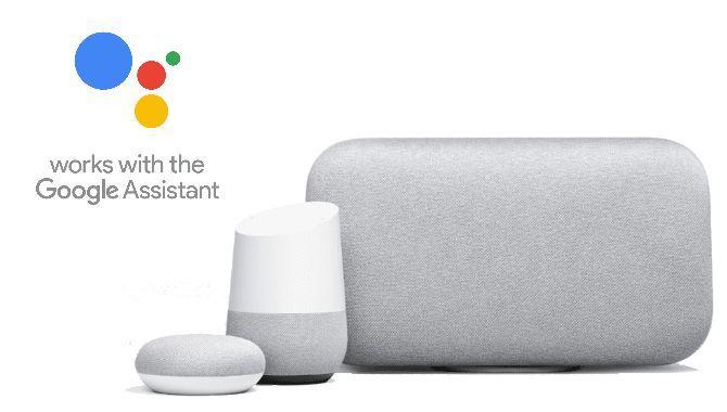 Disse højttalere har Google Assistent indbygget