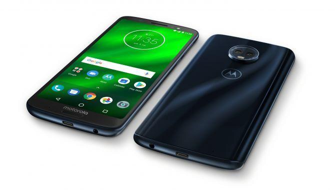 Motorola Moto G6, Moto G6 Plus og Moto G6 Play lanceret