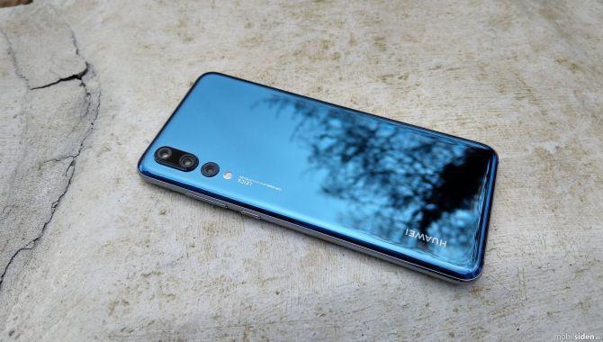 Huawei P20 Pro er nu i butikkerne