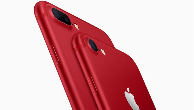 Rygte: Apple lancerer (PRODUCT)RED iPhone 8 og 8 Plus i dag