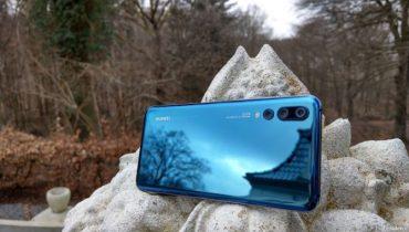 Huawei P20 Pro – Skyder med skarpt [TEST]