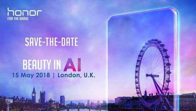 Huawei inviterer til Honor-event den 15. maj
