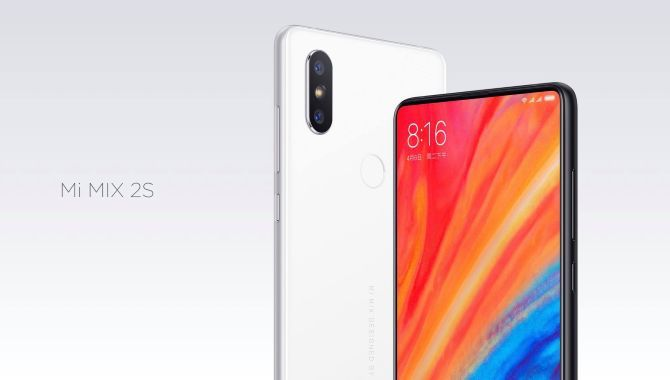 Xiaomi lancerer flagskibet Mi Mix 2S
