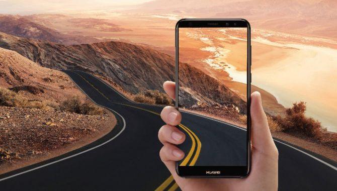 Huawei Mate 10 Lite får ansigtsgenkendelse og AR-funktioner