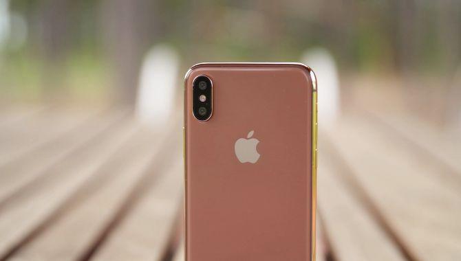 Rygte: Apple lancerer iPhone X i en ny kobberfarve