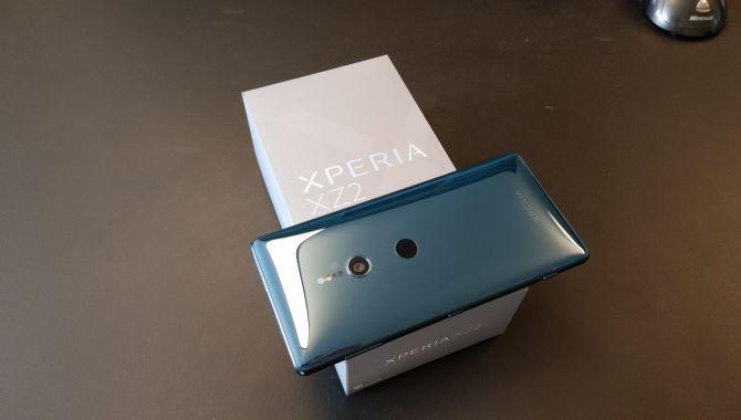 Sony Xperia XZ2 – En ny start [TEST]