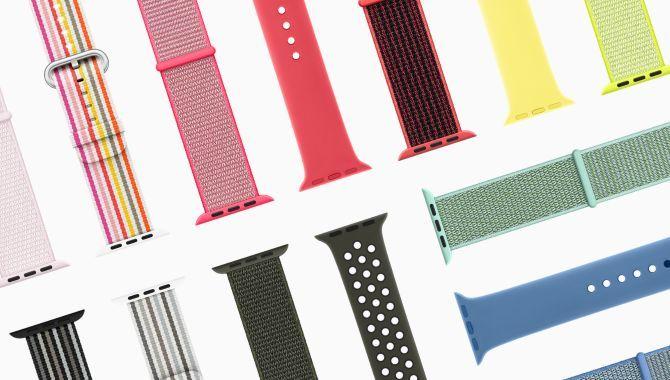 Apple lancerer nye Watch-remme i friske forårsfarver