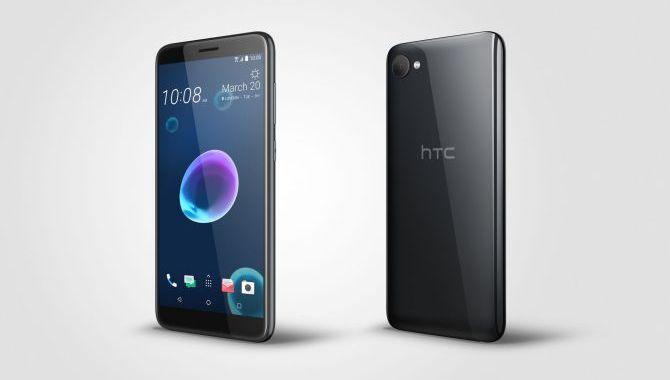 HTC's nye Desire 12 er let, elegant og billig