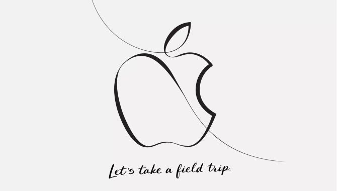 Apple inviterer til event i næste uge
