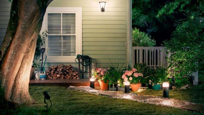 Philips Hue Outdoor – smartlys til haven