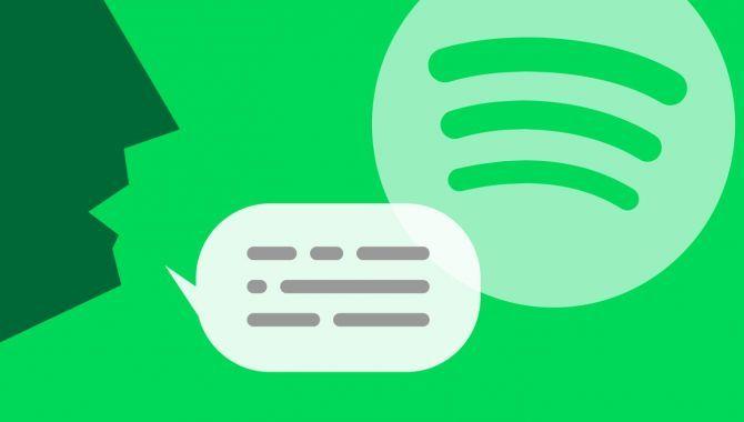 Ny Spotify feature på vej: stemmebaseret styring