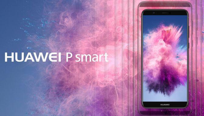 Huawei lancerer den prisvenlige P smart i Danmark