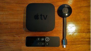 Apple TV eller Chromecast – hvad skal du vælge? [DUEL]