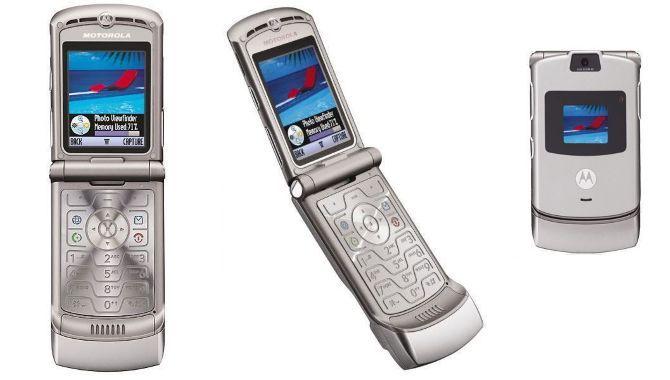 Motorolas ikoniske RAZR-smartphones kan gøre comeback